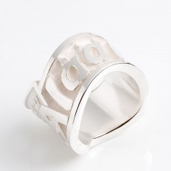 Kölle Allaf ring, 925- silver