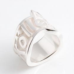 Kölle Allaf Ring, 925- Silber