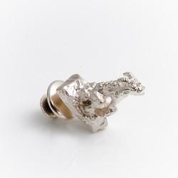 Anstecker Wasserspeier, 925- Silber