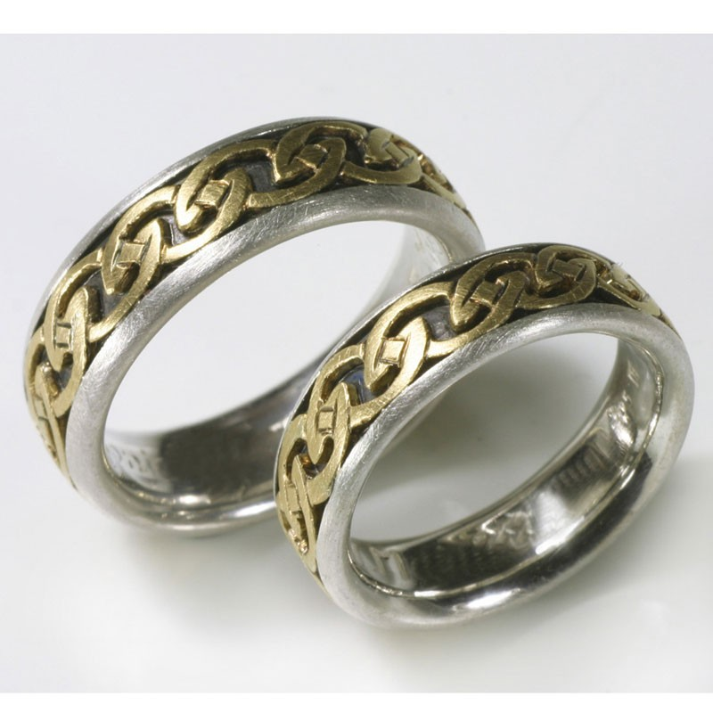 Pin Trauringe Gold Trauringe Silber on Pinterest