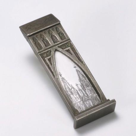 Anstecker, Wasserspeier, 925- Silber