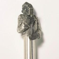 Kugelschreiber Jazzer, 925- Silber