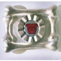 Gürtelkoppel, 925 Silber