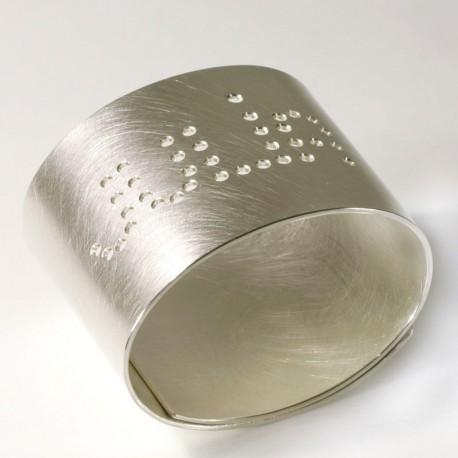 Napkin ring, 925 silver