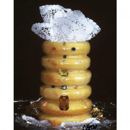 Baumkuchen, Edelsteine