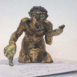 Paperweight, bronze