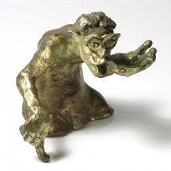 Paperweight, bronze