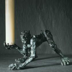 Kerzenmonster, Bronze