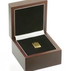 Goldbarren, 999 Gold