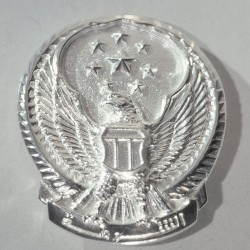 Feuerzeugfutteral, 925 Silber