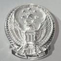 Polizeimarke, 925 Silber