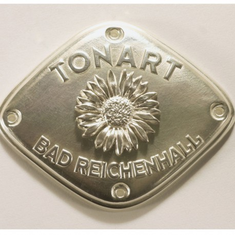Badge, 925 silver