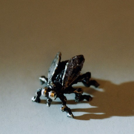 Fliege, 925 Silber