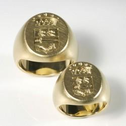Eheringe, Siegelringe, 925- Silber, Onix
