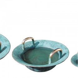 Water spring bowl / singing bowl, 3 sizes