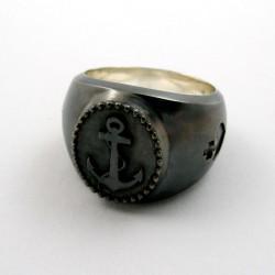Ring, Sailor Boy, 925- silver