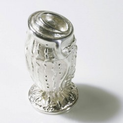 Decorative vessel, 925 silver