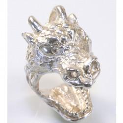 Drachenringing, 925- Silber