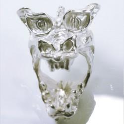 Großer Drachenring, 925- Silber